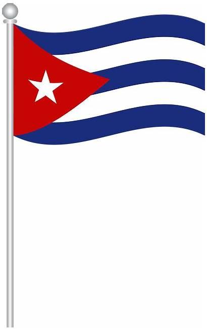 Cuba Flag Flags Vector Pixabay