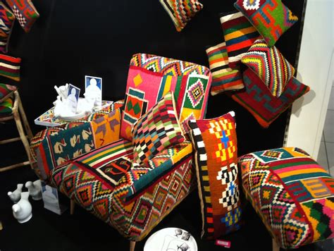 canapé style africain la décoration tunisienne regorge de précieux joyaux