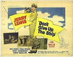 Don't Give Up The Ship movie posters at movie poster ...