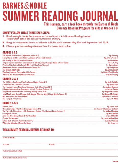 project summer read  psr elementary packet materials