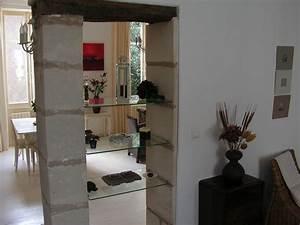 escalier entre cuisine et salon daiitcom With escalier entre cuisine et salon