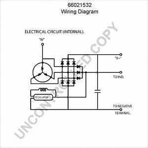 How To Rewire Alternator Wiring Harness For Internally