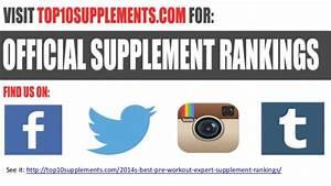 2014 U0026 39 S Top 10 Best Pre Workout Supplements