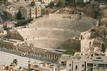 Teatro romano di Amman - Wikipedia