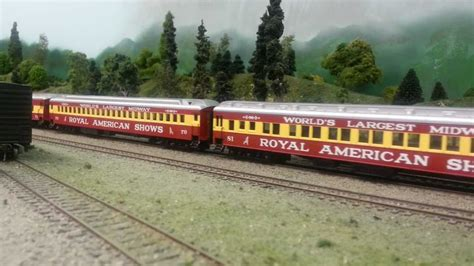 Ringling Brothers Circus Train