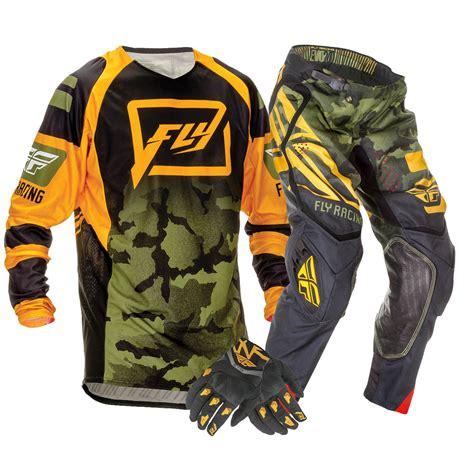 Camo Motocross Gear MX Combo - Craftive Apparels