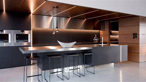 Kitchen Minimalist by Supreme Kitchen Award Goes To Sleek Minimalist Design By