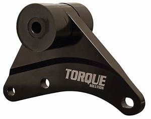 Torque Solution Billet Aluminum Trans Mount Neon SRT 4
