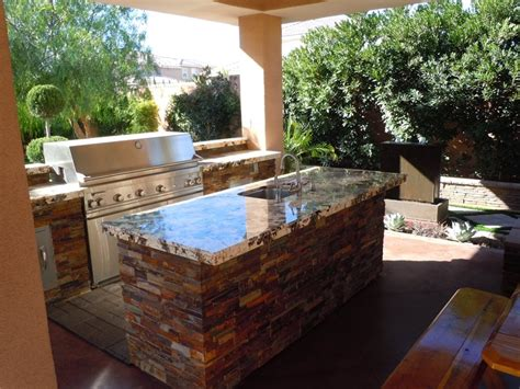 outdoor kitchen countertops backyard kitchen tips landscaping network