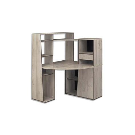 bureau d angle avec surmeuble gautier bureau d angle avec surmeuble mambo dimensions
