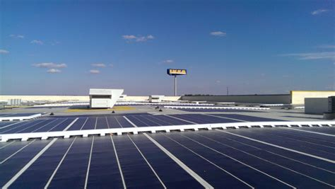 ikea finishes  kw solar system expansion  boston area