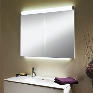 Spiegelschrank 3 Türig Mit Beleuchtung : spiegelschrank ~ Bigdaddyawards.com Haus und Dekorationen