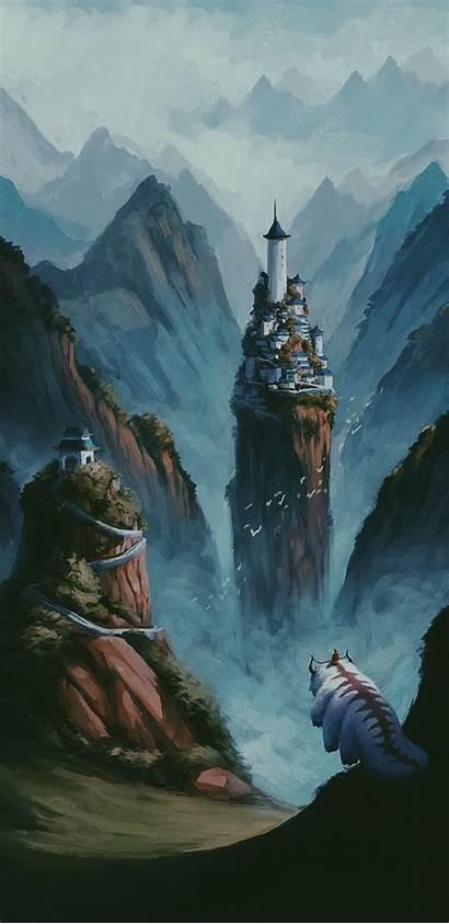 Airbender Avatar Last Aang Wallpapers Desktop Legend