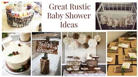 themed serving tray 20 rustic baby shower ideas rustic baby chic