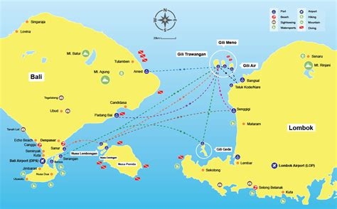 fast boats    bali gili islandtransferscom