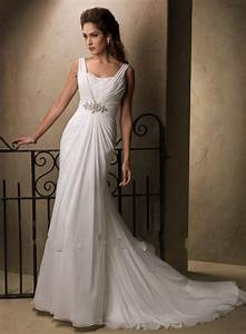 dramatic cowl back sweetheart empire waist floor length With wedding dresses with dramatic backs