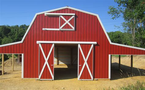 Pole Barn Sliding Doors