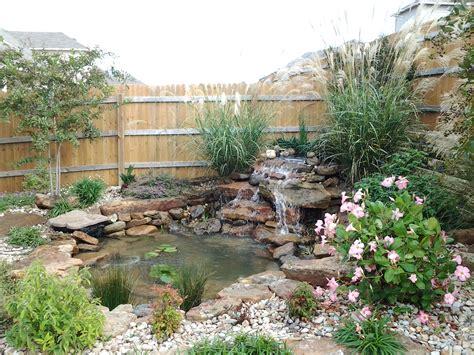 koi pond landscaping landscape design water gardens water features koi ponds fish ponds austin tx
