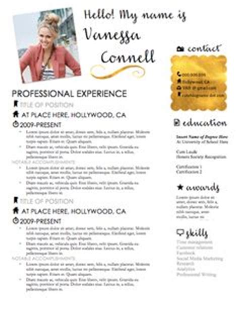Girly Resume Templates by Social Media Linkedin Icons Resume And Cover Letter Instant Microsoft Word