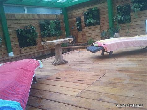plancher bois piscine exterieur plancher bois di luca paysagiste belfort am 233 nagement ext 233 rieur piscine naturelle bassin