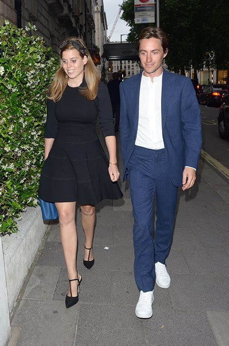 princess beatrice pays tribute  boyfriend edoardo
