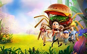 2013 Movie Cloudy with a Chance of Meatballs 2 Wallpapers ...