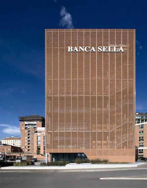 Sella Sede Centrale by Nuova Sede Centrale Sella Archicura Archicura