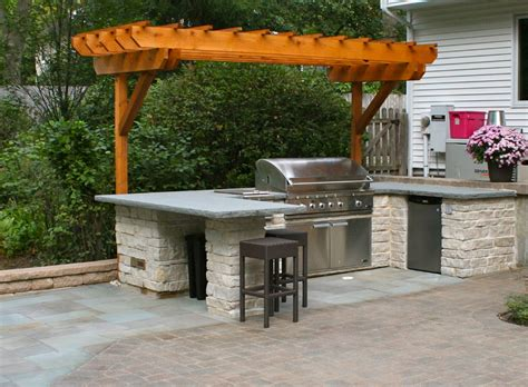 kitchen island with seating for 5 outdoor kitchen