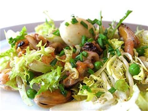 salade de pate au fruit de mer salades de poissons nos recettes meilleurduchef