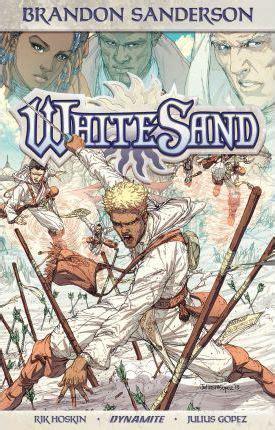brandon sandersons white sand volume  rik hoskin