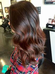 Ombré Hair Auburn : 60 balayage hair color ideas with blonde brown caramel and red highlights ~ Dode.kayakingforconservation.com Idées de Décoration