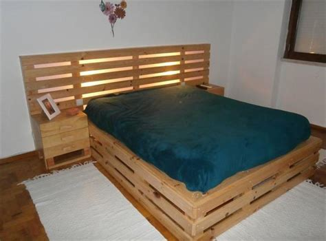 Ana White Headboard Diy by 42 Diy Recycled Pallet Bed Frame Designs