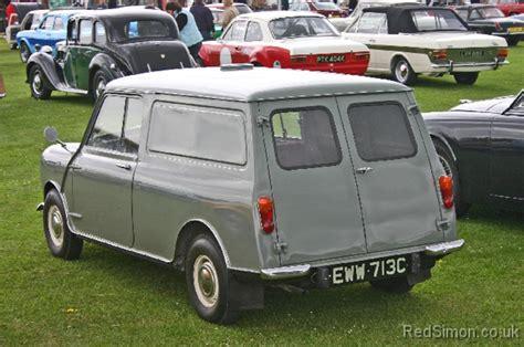 topworldauto   austin mini van photo galleries