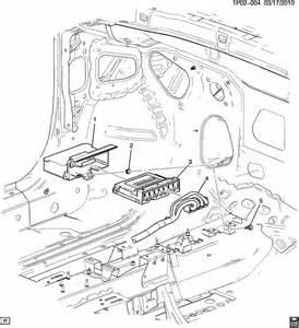 Chevy Malibu Floor Mats Oem by 2010 2014 Gm Chevy Buick Cadillac Bcm Body Control Module