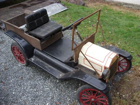 kart go wooden parts karts tin cart truck lizzy wagon lizzie homemade cars pedal radio flyer steering toy custom classic