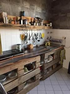 Küche Selber Zusammenstellen Günstig : paletten k chen charme flat in 2019 pinterest k che k che diy und k chen ideen ~ Buech-reservation.com Haus und Dekorationen
