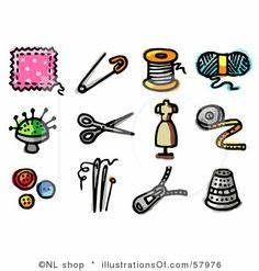 Sewing Kit Clip Art (37+)