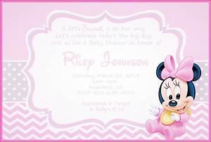 invitaciones de minnie mouse bebe Archivos Imagenes de Minnie