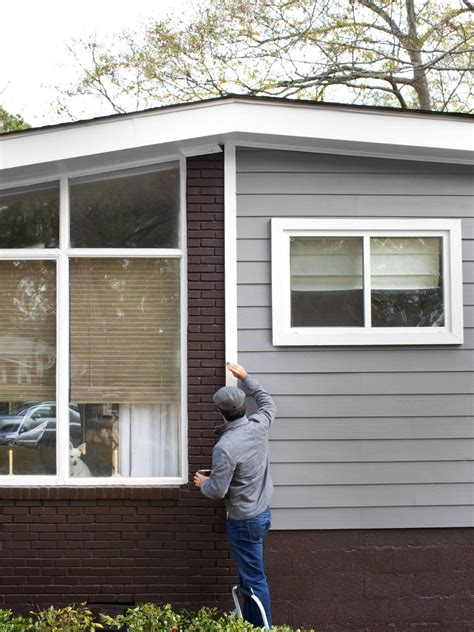 How To Properly Paint Your Home's Exterior  Hgtv