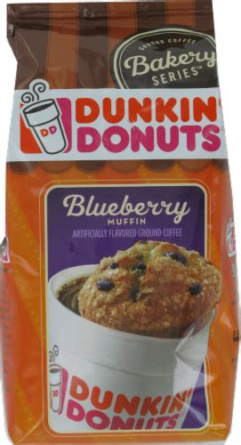Smucker company   dd ip holder llc (as to dunkin', dunkin' donuts and all other trademarks. Mariano's - Dunkin' Donuts Blueberry Muffin Flavored ...