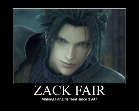 Zack Meme - best 25 zack fair ideas on pinterest final fantasy vii