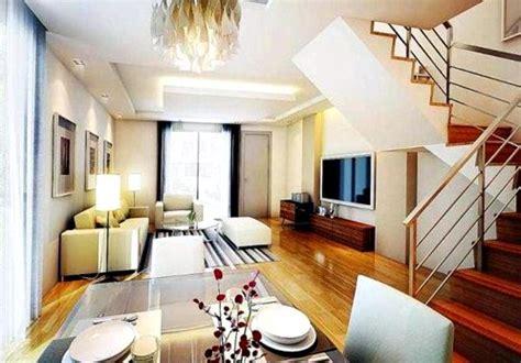 desain interior rumah minimalis  lantai terbaru