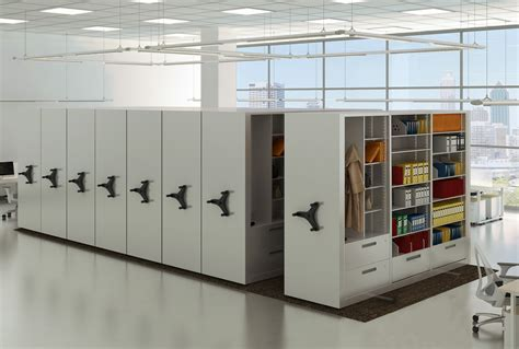 Business Storage Solutions & High Density Storage for