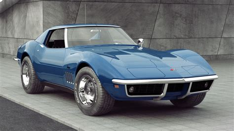 C3 Corvette Wallpaper