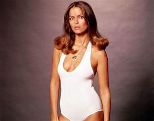 Barbara Bach as Anya Amasova in 'The Spy Who Loved Me ...