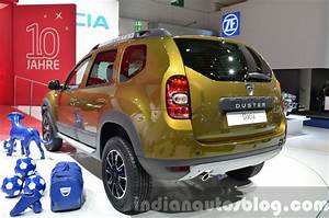 Dacia Duster 2015 : 2016 dacia duster rear three quarter at iaa 2015 ~ Medecine-chirurgie-esthetiques.com Avis de Voitures