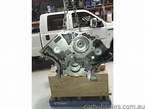 Ford 5 4 L Engine Block F250 F350 Falcon Triton V8 F75z6010af F Series
