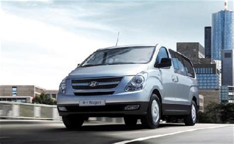 Hyundai H1 Modification by Hyundai H1 2 4 Gls Best Photos And Information Of
