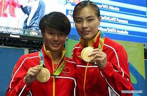 China wins first diving gold medal of Rio Games(1/10)