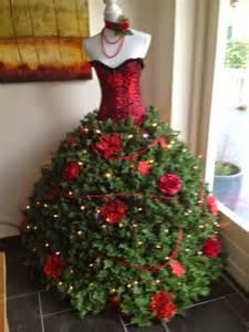 Sams Club Christmas Trees by Suzy Homefaker Dress Form Christmas Tree